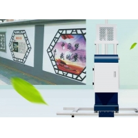 Buy cheap DX-10 Printhead CMYK Ink Wall Mural Printer 720X2280DPI from wholesalers
