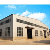 China Fast Construction Prefabricated Steel Structure Frame Factory Warehouse Buildings for sale