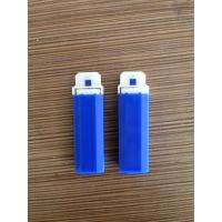 China Disposable use safety blood lancet PA type No. 23G for blood collection on sale