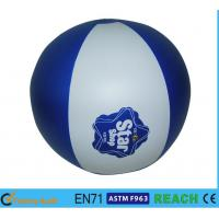 Wholesale Classic Inflatable Beach Ball Stable Playing Logo OEM Accepted For Kids from china suppliers