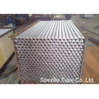 China Air Cooled L Type Heat Exchanger Finned Tube Al 1060 for Air Fin Coolers on sale