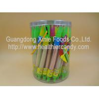 Wholesale Whistle Pen Sweet Sour CC Sticks Candy With Red / White / Pink Colour from china suppliers