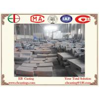 Wholesale Φ12.2x4.9m SAG Mill Shell Liners Pearlitic Cr-Mo Steel HB310-HB420 EB7005 from china suppliers
