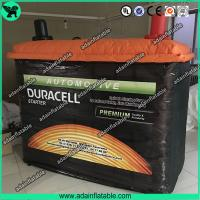 Wholesale Giant Advertising Inflatable Replica/Promotional Inflatable Battery Model from china suppliers