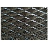 Wholesale Silver Gray Aluminum Wire Mesh Round Hole Tensile Strength Performance from china suppliers