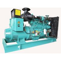 China High Efficiency Industrial Backup Generator Green Color 280KW 350KVA Brushless Exciter on sale