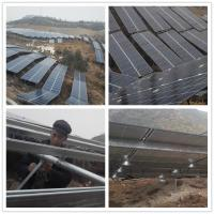 China 1580X808X35mm Photovoltaic Solar Aluminium Frame on sale