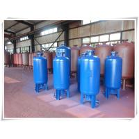 Wholesale High Pressure Diaphragm Pressure Tank , Large Capacity Water Pressure Expansion Tank from china suppliers