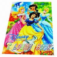 Wholesale Coloring Book, Measures 21 x 28.4cm from china suppliers