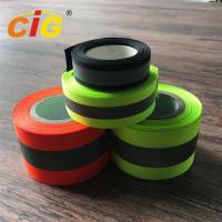 Wholesale Sew/TC High Retro Reflective Tape Reflective Safety Vests for Hi - Viz Garments from china suppliers