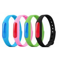 China Mosquito Repellent Bracelet New Summer Repellent Ribbon Waterproof Silicone Mosquito Repellent Wristbands on sale