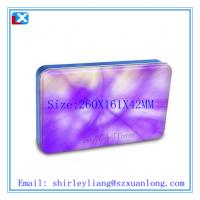 Wholesale Delicate Chocolate Tin Box Embossed from china suppliers