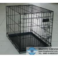 Wholesale PVC coated pet dog cage from china suppliers