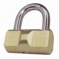 how to break a padlock with a hammer