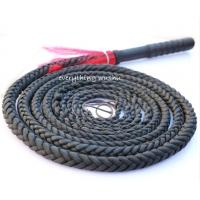 Wholesale wushu whips shaolin whips long whips fitness whips leather whips from china suppliers