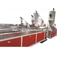 Wholesale 300-600mm PVC Wall Panel Production Line , Decorative Panel Making Machine from china suppliers