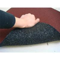 Quality commercial industrial rubber flooring, outdoor rubber flooring, floor covering, Tennis/baskets Court for sale