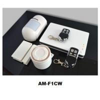 Wholesale GSM Home Wireless Intruder Alarm Wireless Zones Sensor Monitor from china suppliers