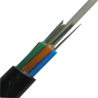 Wholesale SM PVC LSZH 36core GYFTY Non Metallic Optical Cable from china suppliers