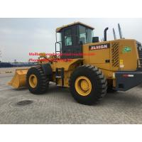 Wholesale XCMG Compact Wheel Loader 5T Rated load and 3M3 Bucket Capacity ZL50G/ZL50GN from china suppliers