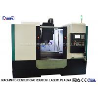 PMI Ball Screw Small Vertical Machining Center For Aluminium Processing for sale