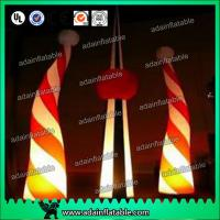 Wholesale Inflatable Candy,Custom Durable Advertising Inflatable Candy Cane For Christmas Holiday from china suppliers