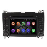 China Android 8.0 Mercedes Benz DVD Player With Canbus Rear Camera AUX BT on sale