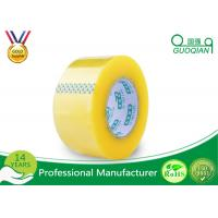 Quality Pressure Sensitive BOPP Packing Tape Strong Adhesive Single Sided Clear Shipping for sale