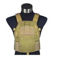 Wholesale Military Equipment Tactical Bulletproof Vest , Tactical Hunting MOLLE Vest from china suppliers