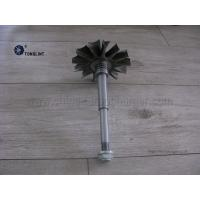 Buy cheap KTR130 6502-52-5410 Turbo Turbine Wheel  Turbine Shaft Rotor for EngineD155 from wholesalers