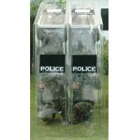 China Combination Police Anti Riot Shield Wall for sale
