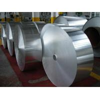 Wholesale Mill Finish Steel Aluminium Foil Roll Cold Drawn Alloy / Non - Alloy 0.08-0.3 mm Thickness from china suppliers