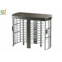 Wholesale Intelligent Turnstile Full Height Turnstiles Entrance Control System from china suppliers