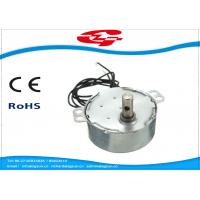 Wholesale 1.5RPM Home Ac Electric Motor , Silver Color Synchronous Ac Motor 49TYD Low Noise from china suppliers