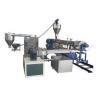 PP PE PET Water Cooling Strands Pelletizing Granules Plastic Extruder Production Line for sale