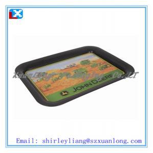 Quality Food Grade Standard rectangular food tin tray for sale