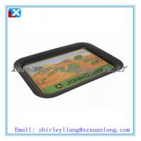 Wholesale food serving tin tray for promotion from china suppliers
