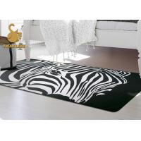 Wholesale Memory Form Anti-slip PVC Coated Dots Bedroom Floor Mat Custom Made Area Rugs from china suppliers