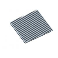 Buy cheap Professional Heatsink Extruded Aluminium Profile , Milling Heatsink Extrusion Profiles from wholesalers