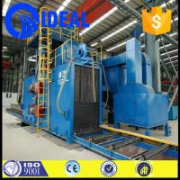 Wholesale Clean-In-Place (CIP) Cleaning Type and Electric Fuel Shot Blasting Machine For Plates and H Beam from china suppliers
