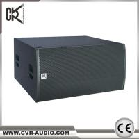 China CVR Pro Audio Factory Active Dual 18 Inch Subwoofer Speaker Dsp Power Amp on sale