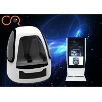 Wholesale Coin Operated Virtual Reality Simulator Space Capsule For Amusement Park from china suppliers