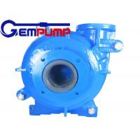 Wholesale 6/4E-Ah Slurry Pump / Heavy Duty Mineral Processing Centrifugal Coal Mining Slurry Pump from china suppliers
