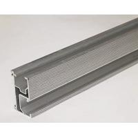 Wholesale Silver Solar Roof Mounting Rail With Anodized AL600-T5 Aluminum from china suppliers