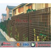 Quality Steel Grating Fence, Metal Bar Grating Fencing for sale