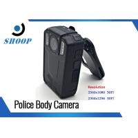 Quality 140 Degree Security Guard Wearable Video Camera Police 3500mAh 1296P for sale