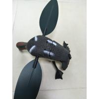 Wholesale Motion Duck Decoys Flying Teals Green Wing Teal Decoy with Spinning Magnetic Wings AA Battery Powered from china suppliers