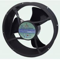 Wholesale Φ254x89mm 2500 rpm 3 blade Industrial 110V, 220V AC Axial Fans, High speed Cooling Fans from china suppliers