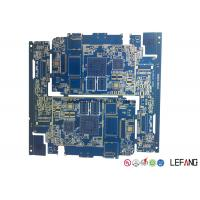 Wholesale Consumer Electronics 6 Layer PCB Board , PCB Printed Circuit Board ENIG Surface from china suppliers