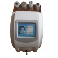 Wholesale 40KHz Ultrasonic cavitation + Monopolar RF + Tripolar RF + Vacuum Liposuction from china suppliers